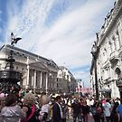 Georgeous Day in London by identit3a