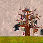 The garden centre tree by Yool