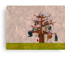The garden centre tree Canvas Print