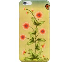 The Call of the Flowers iPhone Case/Skin