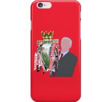 Sir Alex Ferguson Minimalist iPhone Case/Skin