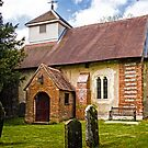 St James Ashmansworth by mlphoto