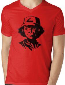 Viva la Ash Mens V-Neck T-Shirt
