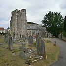 Seaton parish church by brucemlong