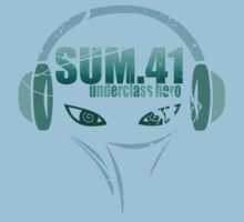 Sum 41 Underclass Hero by Gielion
