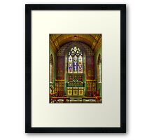 St Mary's Burghfield Framed Print