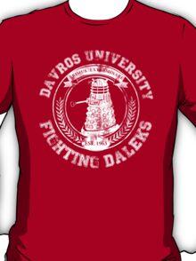 Davros University T-Shirt