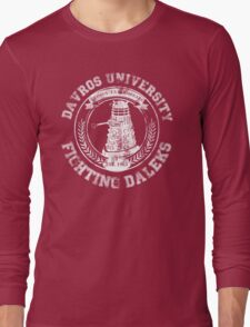 Davros University Long Sleeve T-Shirt