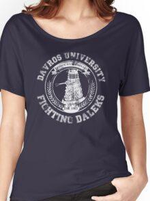 Davros University Women's Relaxed Fit T-Shirt