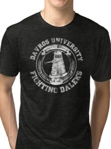 Davros University Tri-blend T-Shirt