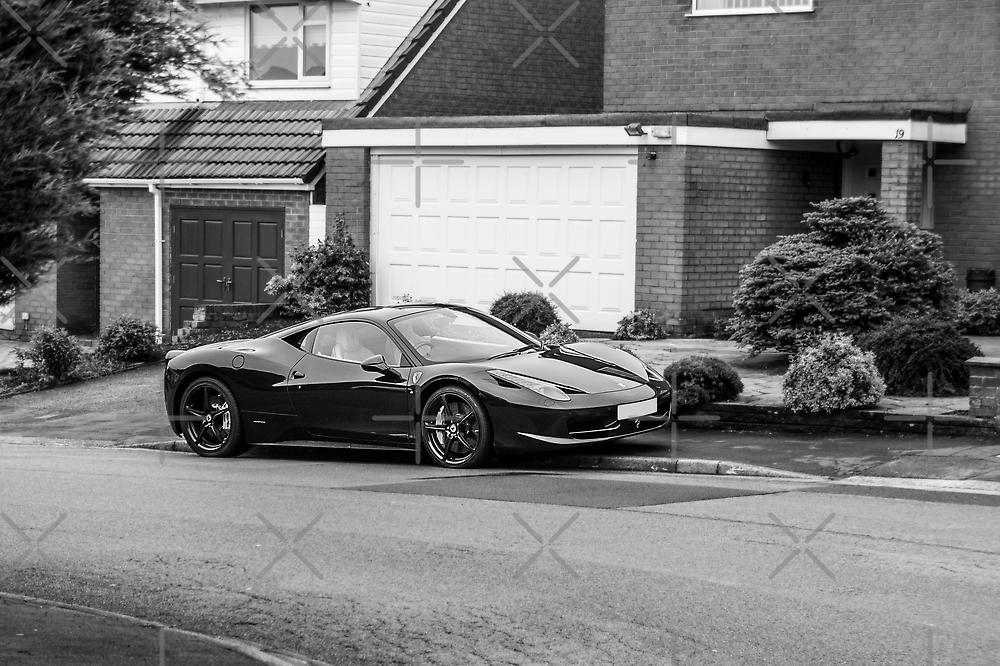 Ferrari 458 Italia by AndrewBerry