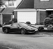 Ferrari 458 Italia by AndrewBerry