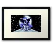 True Night Framed Print