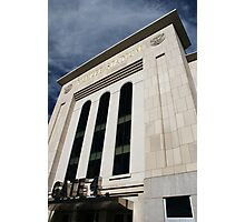 Entering Yankee Stadium Photographic Print