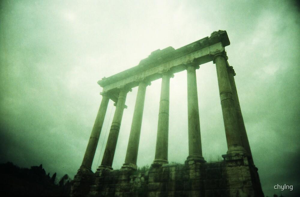 Columns - Lomo by chylng