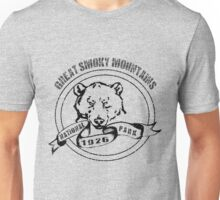 Great Smoky Mountains Unisex T-Shirt
