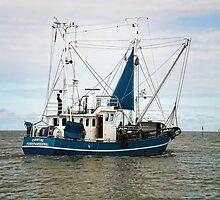 Fishing Boat by LR-Eddie