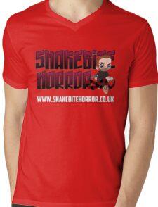 For Snakebite Mens V-Neck T-Shirt