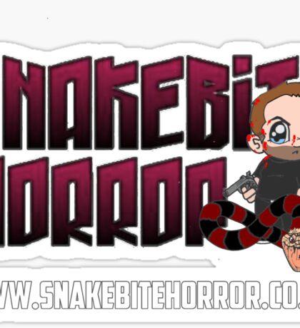 For Snakebite Sticker