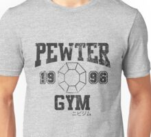 Pewter Gym Shirt Unisex T-Shirt