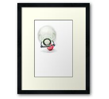 Empty... (1) Framed Print