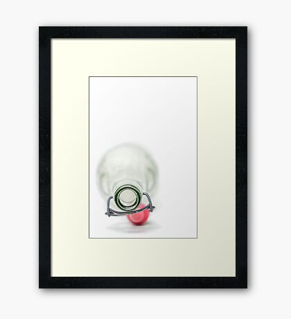 Empty... (2) Framed Print