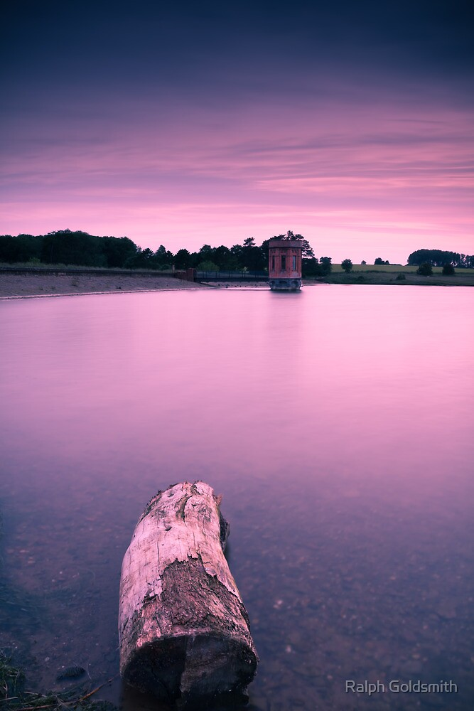 Sywell after the sun went down by Ralph Goldsmith