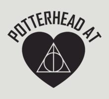 HARRY POTTER - POTTERHEAD AT HEART V.2 by thischarmingfan