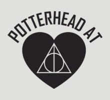 HARRY POTTER - POTTERHEAD AT HEART V.2 by thischarmingfan