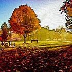 Gibbon's Park by Wib Dawson