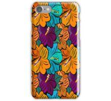 A Floral Case iPhone Case/Skin