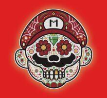 Dia De Los Marios (Mario) by beware1984