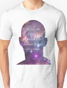 Human Beings - Universe T-Shirt