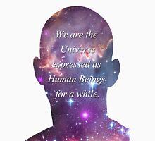 Human Beings - Universe Unisex T-Shirt