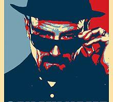 Heisenberg by Immortalsushi