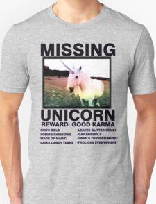 Missing unicorn T-Shirt