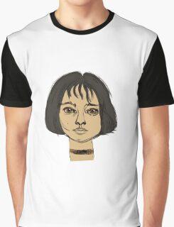 Mathilda Leon Graphic T-Shirt