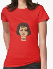 Mathilda Leon Womens Fitted T-Shirt