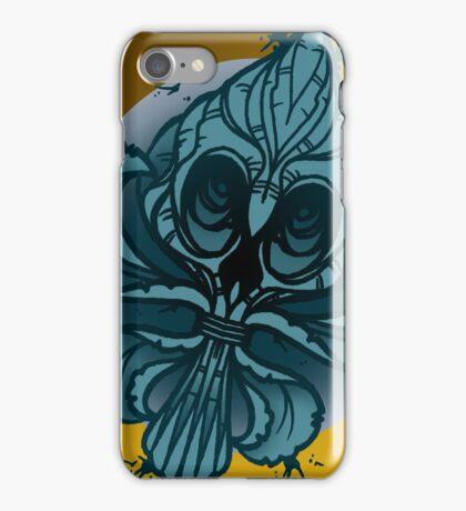 Skull Duh Lee iPhone Case/Skin