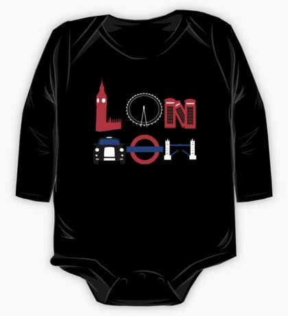 London One Piece - Long Sleeve