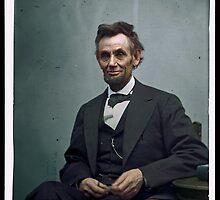 President Abraham Lincoln by Dana Keller