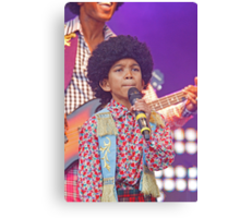Thriller on stage at West End live Canvas Print