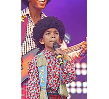Thriller on stage at West End live Photographic Print