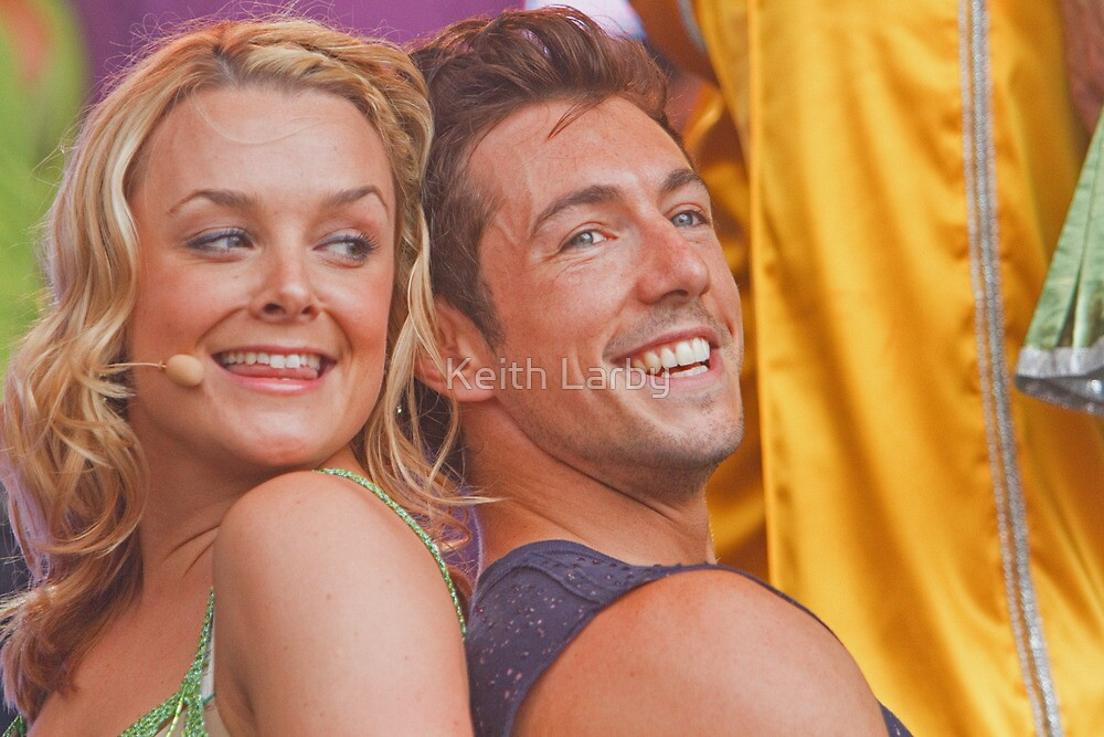 Mamma Mia live on stage at West End Live by Keith Larby