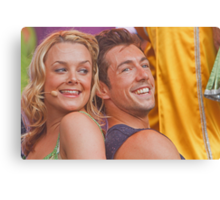 Mamma Mia live on stage at West End Live Canvas Print