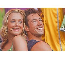 Mamma Mia live on stage at West End Live Photographic Print