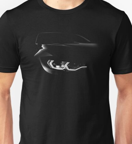BMW M4 Concept Iconic Lights Unisex T-Shirt