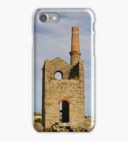 Levant Road Engine House iPhone Case/Skin