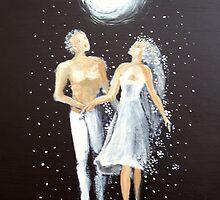 White Sun  by kseniako
