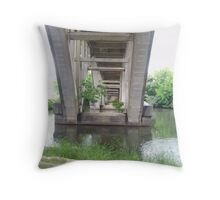 What's Your Point of View? Throw Pillow